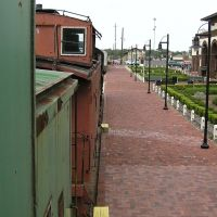 Railway Museum Temple Texas, Темпл