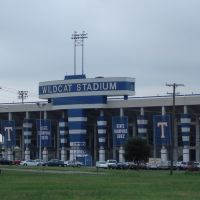 Wildcat Stadium Temple Tx, Темпл
