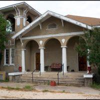 Trinity United Methodist Church - Thorndale TX, Торндейл