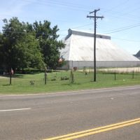 Corn pyramid., Торндейл