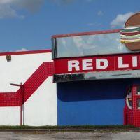 Red Line Burgers, Farmers Branch, Tx., Фармерс-Бранч