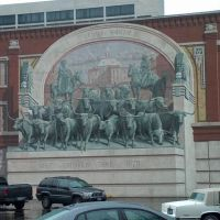 Art in Mainstreet by Richard Haas, Fort Worth, Форт-Уэрт