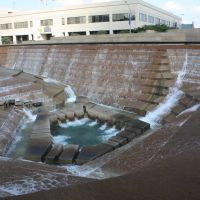 Water Gardens-Fort Worth, Форт-Уэрт