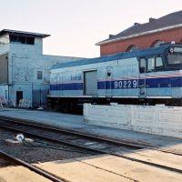 Fort Worth train station., Форт-Уэрт