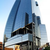 Wells Fargo Tower Fort Worth Texas, Форт-Уэрт