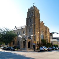 Saint Andrews Episcopal Church Fort Worth Texas, Форт-Уэрт