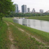 Biking_View_of_Fort_Worth, Форт-Уэрт