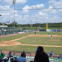 LaGrave Field (Fort Worth Cats), Форт-Уэрт