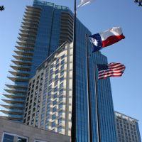 Omni hotel & flags, Форт-Уэрт