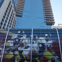 Omni mural, Форт-Уэрт