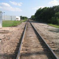 Train track, Форт-Уэрт