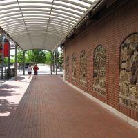 Intermodal Transportation Center Public Art, Форт-Уэрт