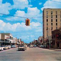Jackson Street in Harlingen, Texas, Харлинген
