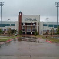 High School stadium, Харст