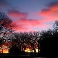 Sunrise in NRH, Харст