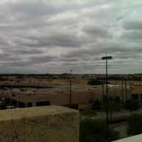 Hurst, TX, from Dillards parking garage (Fort Worth in far distance on right), Харст