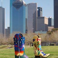 Two Houston Boots, Хьюстон