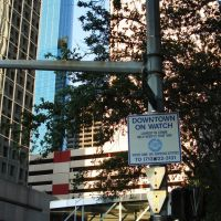 Safe downtown, Хьюстон