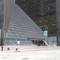 A bit of a pyramid, Хьюстон