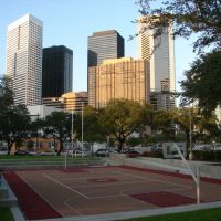 Root Memorial Square - Houston, Хьюстон