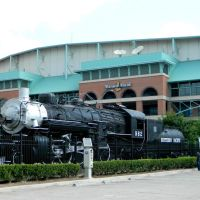 20110607-DCCCLVI-Minute Maid Park Train-Houston, Хьюстон
