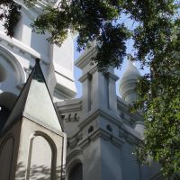 Annunciation Catholic Church in Houston, Хьюстон