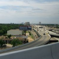 Beltway 8 and Highway 10, Houston, Texas, Эль-Кампо