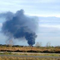 Pillar of smoke, Эль-Кампо
