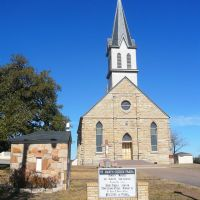 Praha, Texas, St. Marys Church of the Assumption, Эль-Кампо