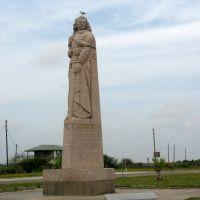 La Salle Monument @ Indianola, Эль-Кампо
