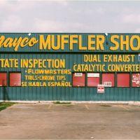 Mayco Muffler Shop, Hillcroft Street, Эль-Кампо