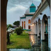 Turquoise Center (Nightfall-Dedicated to Aynur Tanış Hanım)- Houston, TX, USA, Эль-Кампо