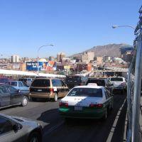 puente Cd Juarez/El Paso, Эль-Пасо