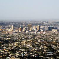El Paso, Tx  Mirador de Ciudad Juarez, Эль-Пасо