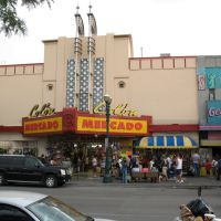 Colón Mercado in El Paso, Эль-Пасо