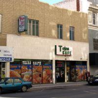 Tejas Cafe, El Paso., Эль-Пасо
