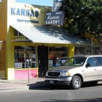 Kansas Bakery, Эль-Пасо