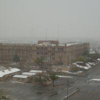 EL PASO HIGH UNDER SNOW, Эль-Пасо