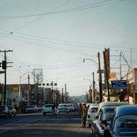 -Mexiko- Juárez (1959), Эль-Пасо
