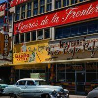-Mexiko- Juárez / Liquors - South of the Border (1959), Эль-Пасо