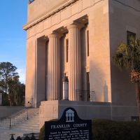 Franklin County Courthouse- Apalachicola FL, Апалачикола