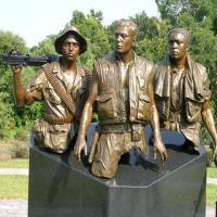Three Soldiers Memorial, Апалачикола