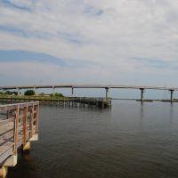View From Docks - Apalachicola, Florida, Апалачикола