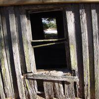 ruins of Slave Quarters, 1838 Orman House, historic Apalachicola Florida (11-27-2011), Апалачикола