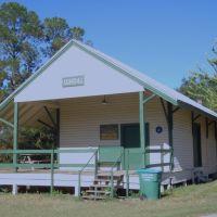 Old Archer Depot, Арчер