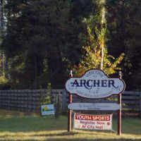 2010 Archer, FL, USA - along SR 27, Арчер