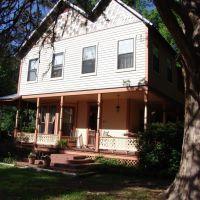 1880s Quaker house, unusual design & shape, Archer Fla (4-30-2011), Арчер