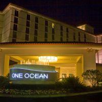 Hotel One Ocean, Neptune Beach, FL, Атлантик-Бич