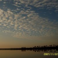 Sunrise, Blackwater Bay, Milton, FL, Багдад