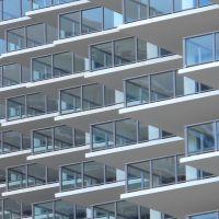 Balconies texture, Бал-Харбор